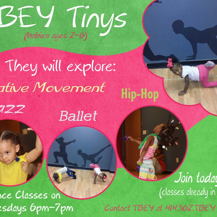 New Dance Classes for Kids Ages 2-6