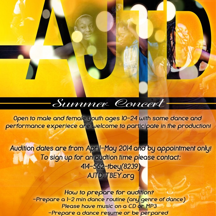 A Journey Through Dance Auditions and Summer Concert
